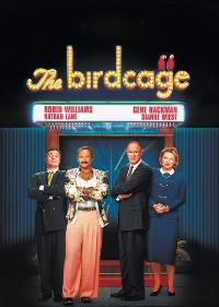 The Birdcage - 11 x 17 Movie Poster - Polish Style A