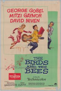 Birds & the Bees - 43 x 62 Movie Poster - Bus Shelter Style A