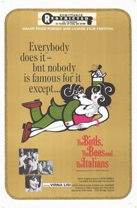 The Birds, the Bees, and the Italians - 11 x 17 Movie Poster - Style A
