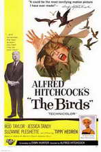 The Birds - 11 x 17 Movie Poster - Style A