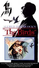 The Birds - 11 x 17 Movie Poster - Japanese Style A