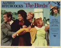 The Birds - 11 x 14 Movie Poster - Style A