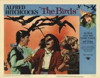 The Birds - 11 x 14 Movie Poster - Style C