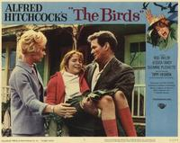 The Birds - 11 x 14 Movie Poster - Style E
