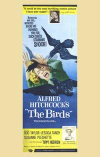 The Birds - 11 x 17 Movie Poster - Style B
