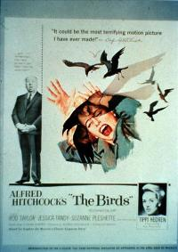 The Birds - 27 x 40 Movie Poster - Style B