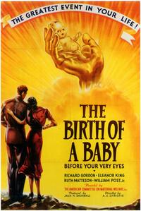 The Birth of a Baby - 11 x 17 Movie Poster - Style A