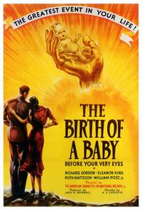 The Birth of a Baby - 27 x 40 Movie Poster - Style A