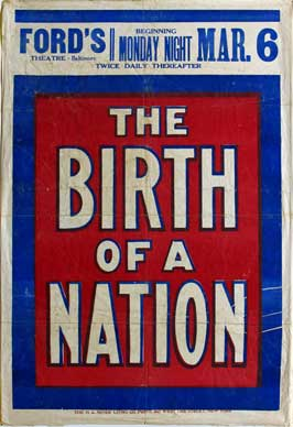 The Birth of a Nation - 11 x 17 Movie Poster - Style I