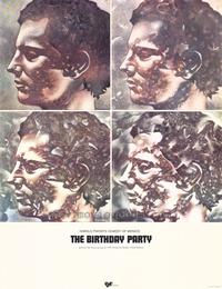 The Birthday Party - 11 x 17 Movie Poster - Style A