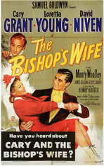 The Bishop's Wife - 11 x 17 Movie Poster - Style A