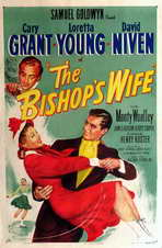 The Bishop's Wife - 11 x 17 Movie Poster - Style B