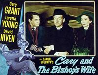 The Bishop's Wife - 11 x 14 Movie Poster - Style A