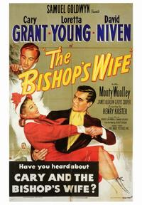 The Bishop's Wife - 43 x 62 Movie Poster - Bus Shelter Style A