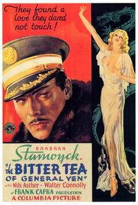 The Bitter Tea of General Yen - 27 x 40 Movie Poster - Style A