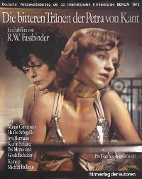The Bitter Tears of Petra von Kant - 27 x 40 Movie Poster - German Style A