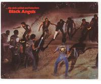 The Black Angels - 11 x 14 Poster German Style A
