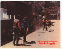 The Black Angels - 11 x 14 Poster German Style F