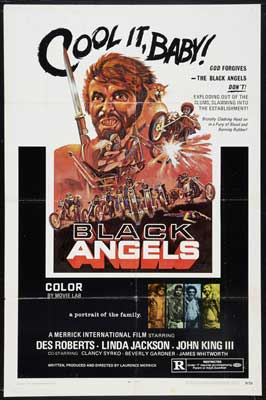 The Black Angels - 11 x 17 Movie Poster - Style A
