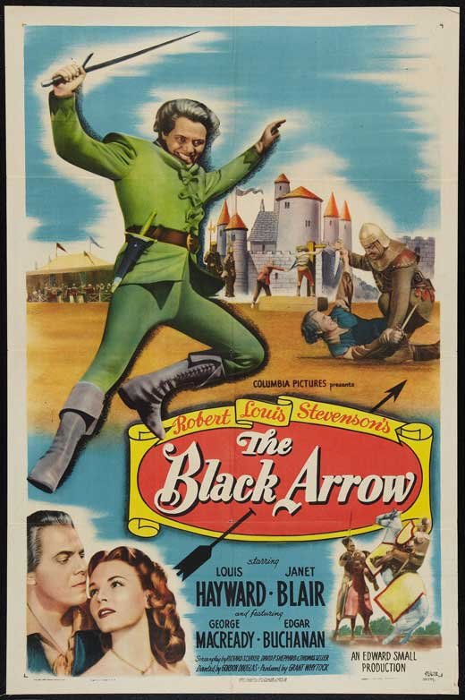 The Black Arrow movie