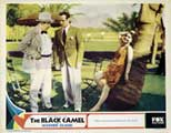 The Black Camel - 11 x 14 Movie Poster - Style C