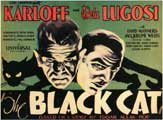 The Black Cat - 11 x 14 Movie Poster - Style A