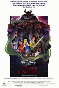 Black Cauldron, The - 27 x 40 Movie Poster - Style A