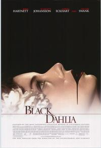 The Black Dahlia - 43 x 62 Movie Poster - Bus Shelter Style A