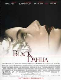 The Black Dahlia - 43 x 62 Movie Poster - Bus Shelter Style B