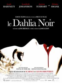 The Black Dahlia - 27 x 40 Movie Poster - French Style B