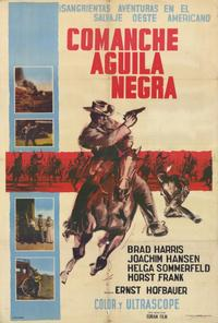 The Black Eagle of Santa Fe - 27 x 40 Movie Poster - Spanish Style A