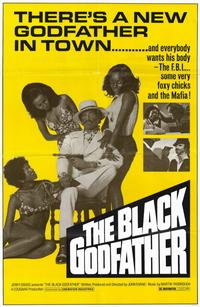 The Black Godfather - 11 x 17 Movie Poster - Style B