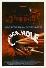 The Black Hole - 27 x 40 Movie Poster - Style D