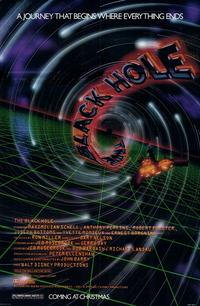The Black Hole - 11 x 17 Movie Poster - Style E