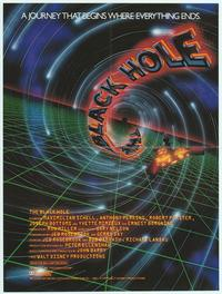 The Black Hole - 27 x 40 Movie Poster - Style B