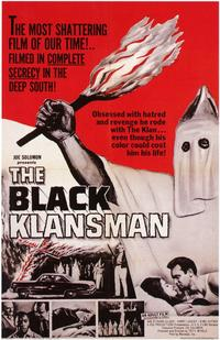 The Black Klansman - 11 x 17 Movie Poster - Style A