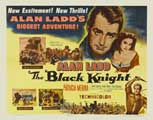 The Black Knight - 30 x 40 Movie Poster UK - Style A