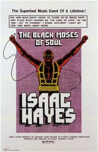 The Black Moses of Soul - 11 x 17 Movie Poster - Style A