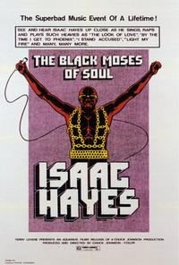The Black Moses of Soul - 27 x 40 Movie Poster - Style A