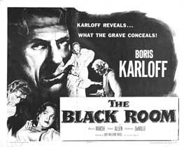 The Black Room - 11 x 14 Movie Poster - Style A