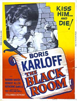 The Black Room - 11 x 17 Movie Poster - Style A