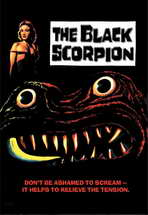 The Black Scorpion - 27 x 40 Movie Poster - Style A
