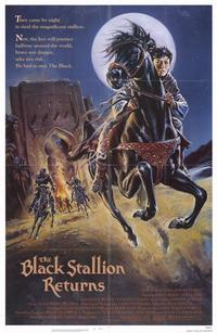 The Black Stallion Returns - 11 x 17 Movie Poster - Style A