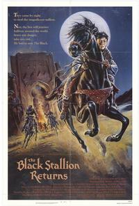 The Black Stallion Returns - 27 x 40 Movie Poster - Style A