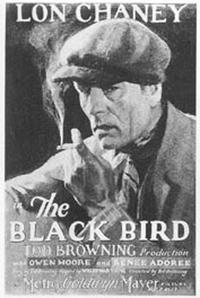 The Blackbird - 11 x 17 Movie Poster - Style B