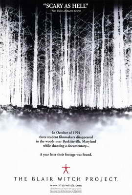 The Blair Witch Project - 27 x 40 Movie Poster - Style B