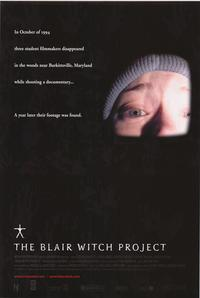 The Blair Witch Project - 43 x 62 Movie Poster - Bus Shelter Style A