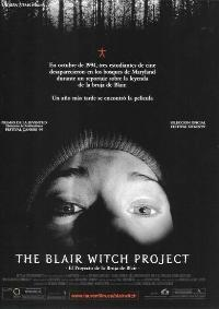 The Blair Witch Project - 27 x 40 Movie Poster - Spanish Style A
