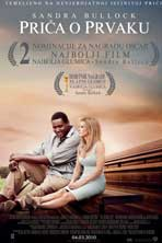The Blind Side - 27 x 40 Movie Poster - Croatian Style A