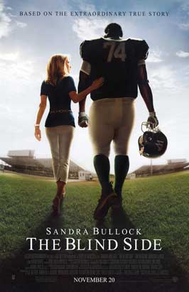 The Blind Side - 27 x 40 Movie Poster - Style A